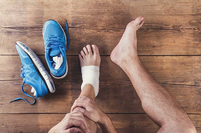 Ankle Pain in Smithtown, NY